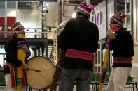 Música Aymara con Paco Alanez y su grupo