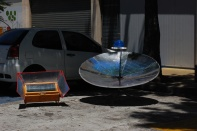 Energía solar del proyecto La Verbenacea