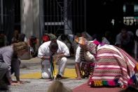 Ceremonia de Apertura VII Foro con Taitas de distintos pueblos