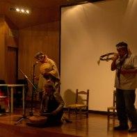 Cantos Mapuches con Sofía Painiqueo, Sergio Marihuán y Renken Kuruwenxu