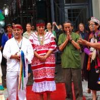 Ceremonia de apertura VII Foro