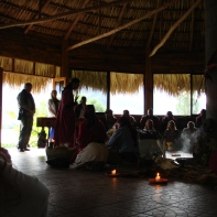 Ceremonia en V Foro