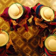 """Exposición de la Escuela de Arte de la Amazonía peruana """"Nyi"""", 2012"""