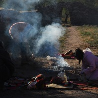 Ceremonia de Intiq Raymin. Catamarca Shinkal, 2012.