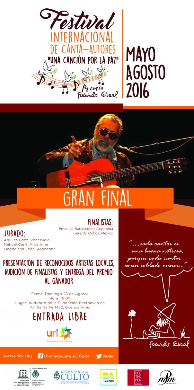 Festival Facundo Volante Final del concurso-FINAL